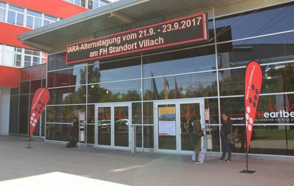 FH Kärnten IARA-Tagung2017