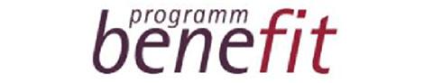 Logo benefit Programm FFG