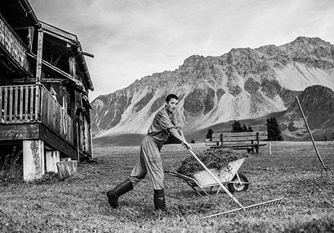 Foto Matilde Projekt Migration ländlicher Raum