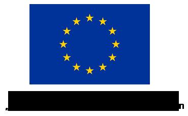 Logo EU Fahne - Kofinanziert durch das EU Programm Horizont 2020