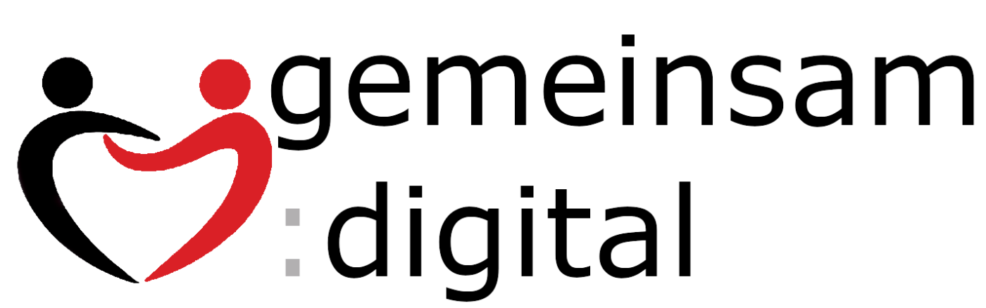 Logo Projekt gemeinsam:digital