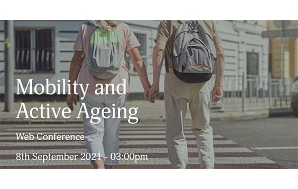 Ankündigung Foto Konferenz Mobility and Active Ageing