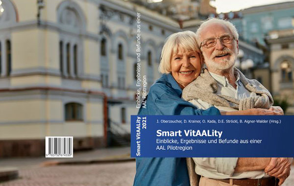 Buchumschlag Smart VitAALity Buch